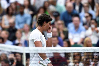 Carla Suárez dice adiós a Wimbledon tras caer con honores ante la número uno