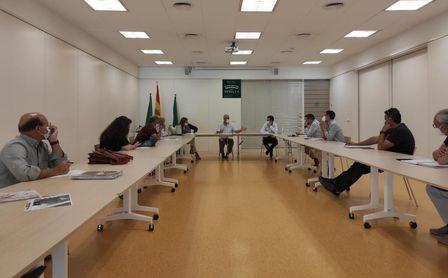 Diputación trabaja con ilusión en el Cross de Itálica del próximo mes de noviembre.