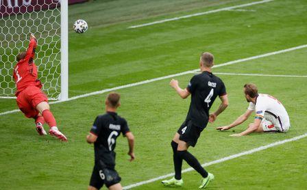 2-0: La pasión de Inglaterra acaba con una Alemania gris