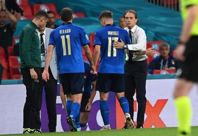 """Immobile: """"Con Bélgica sin De Bruyne ni Hazard sería un partido distinto"""""""