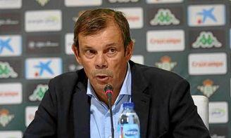 Juanma Rodríguez no seguirá en el Real Betis Baloncesto