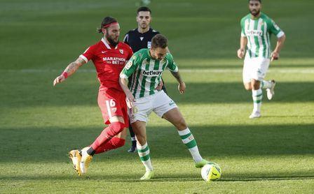 Los derbis ya tienen fecha, el Betis empieza en Mallorca, el Sevilla recibe al Rayo.