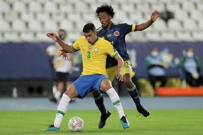 """Thiago Silva prevé un cruce """"muy difícil"""" con Chile y espera a Alexis Sánchez"""