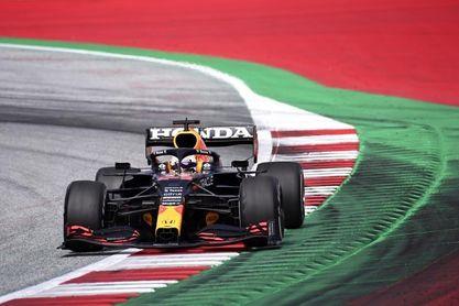 Verstappen, a superar a Prost en Austria