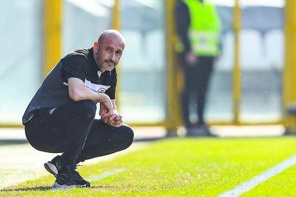 Vincenzo Italiano, nuevo técnico del Fiorentina