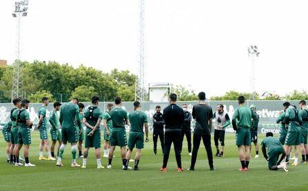 El Betis Deportivo regresa el 7 de julio; 'stage' en Montecastillo