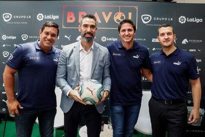 El español Fernando Sanz asegura que LaLiga es más que sólo Lionel Messi