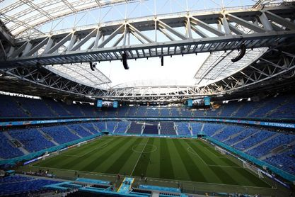 Krestovski, el estadio más caro del continente