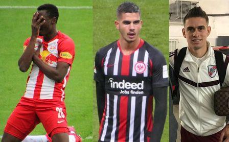Jugada a tres bandas con un ex del Sevilla FC y dos que gustaban a Monchi