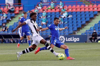 Ángel Rodríguez, segundo jugador del Getafe que ficha Mallorca tras Ndiaye