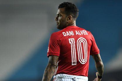 """Dani Alves: """"Ganar el oro es una responsabilidad enorme, pero vivo para esto"""""""
