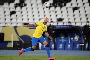 Brasil incluye a Richarlison en la selección de fútbol que va a Tokio