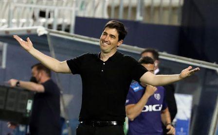 Andoni Iraola, a un paso de renovar como entrenador del Rayo