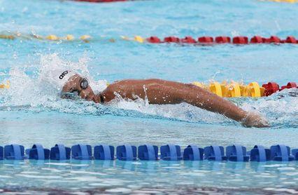 Dos nadadores cubanos reciben invitaciones para competir en Tokio 2020
