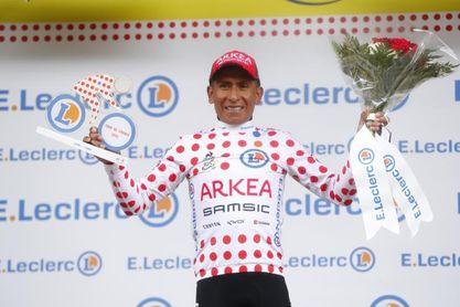 Quintana se viste de rey de la montaña y ese será su objetivo en el Tour
