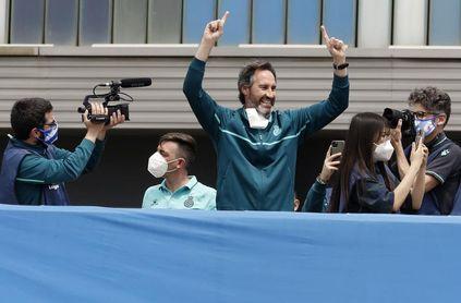 La reválida de Vicente Moreno con el Espanyol