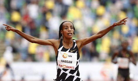 Sifan Hassan seleccionada en 1.500, 5.000 y 10.000 metros