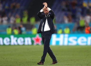 Southgate, segundo técnico en llevar a Inglaterra a semis en Mundial y Euro