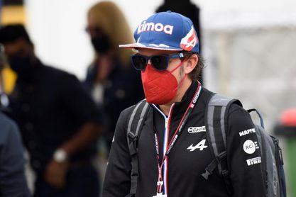 Alonso: En Silverstone las victorias son especiales; es como la casa de la F1