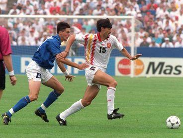 """Dino Baggio: """"Si España gana la Eurocopa, será la victoria de Luis Enrique"""""""