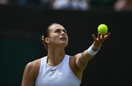 Jabeur y Sabalenka, las primeras en colarse en los cuartos de Wimbledon