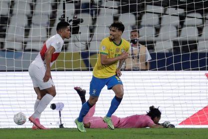 El brasileño Paquetá no es duda para la final pese al corte que exigió sutura