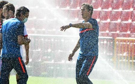 Dos nuevos amistosos de pretemporada para el Sevilla de Lopetegui