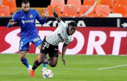 El Valencia-Getafe abrirá la temporada el 13 de agosto