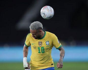 Neymar ironiza sobre la sanción a Gabriel Jesús