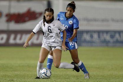 Nicaragua derrota a República Dominicana en triangular femenino de fútbol