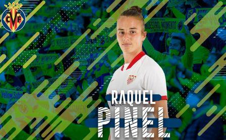 La ex del Sevilla FC Raquel Pinel seguirá en Primera