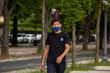 """Taichi Hara: """"Es un orgullo poder jugar en Primera División"""""""