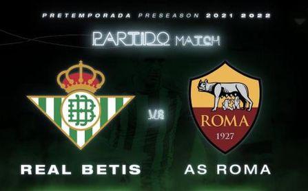 La Roma de José Mourinho, rival del Betis en pretemporada