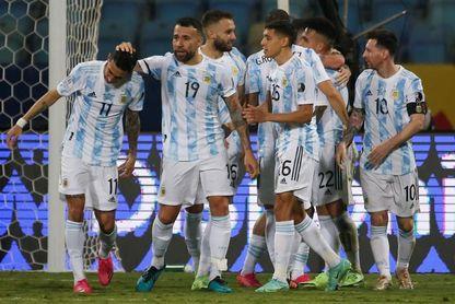 El camino de Argentina a la final: líder, invicta y efectiva