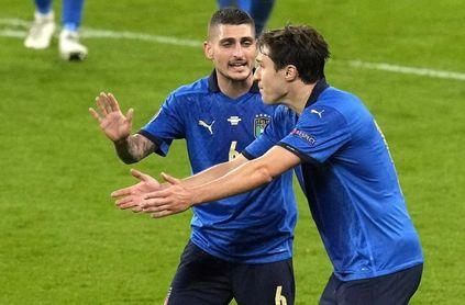 Cuando Italia tumbó al anfitrión
