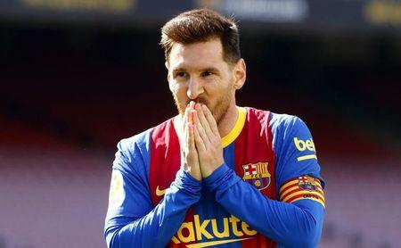 La renovación de Messi empuja a Griezmann al PSG y a Dembélé a la Juventus, según las apuestas.