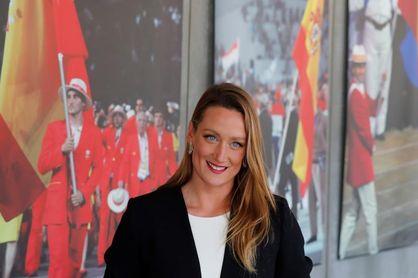 Mireia Belmonte nadará también el relevo 4x100 estilos