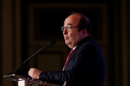 Miguel Iceta, nuevo ministro de Deporte con ascendencia futbolera