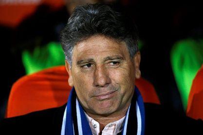 El Flamengo brasileño anuncia a Renato Gaúcho como su nuevo técnico