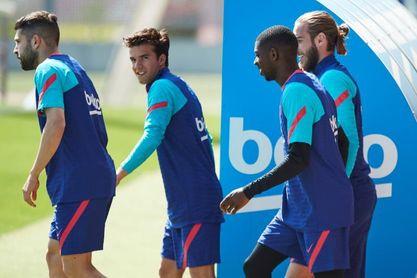 Los jugadores del Barcelona pasan las pruebas médicas tras no haber positivos