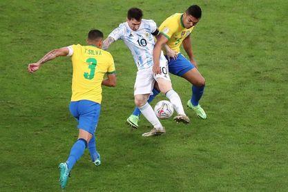 """Thiago Silva: """"Argentina neutralizó nuestras principales jugadas"""""""