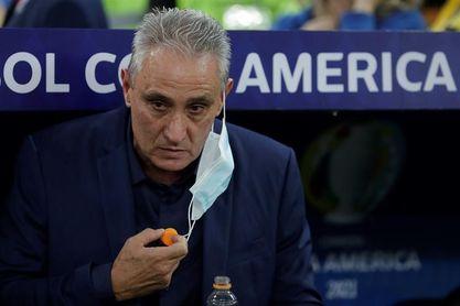 Tite dice que por más doloroso que sea hay que reconocer valor de Argentina