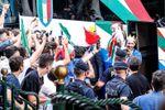 Italia regresa a Roma con la copa de campeón de Europa