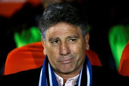 Flamengo presenta al técnico Renato Gaúcho, que debutará en la Libertadores
