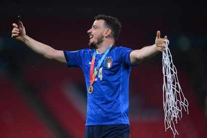 "Florenzi: ""Estamos orgullosos por llevar este escudo"""