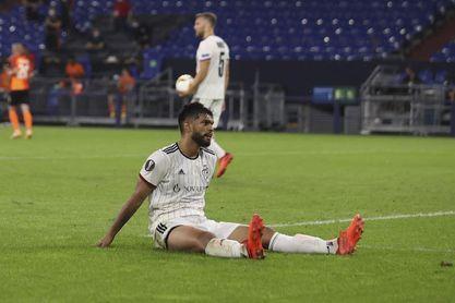 El Valencia confirma cesión del paraguayo Alderete con una opción de compra