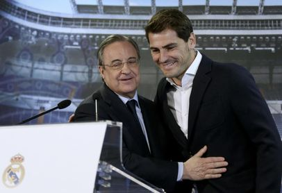 Unas grabaciones de Florentino en 2006 revelan ataques a Iker y Raúl