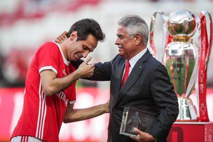 Luís Filipe Vieira deja el Benfica