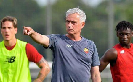 La Roma de José Mourinho, posible rival de pretemporada