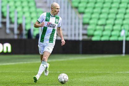 Robben cuelga las botas de 'forma definitiva'
